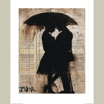 Framed Jova Rain Lovers