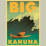 X-Large Framed Big Kahuna