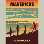 Canvas Mavericks