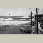 The Alley Cronulla 1963 Canvas